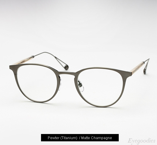 Garrett Leight Oxford Eyeglasses