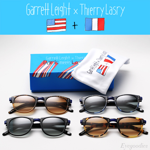 Garrett Leight x Thierry Lasry Sunglasses | No.2