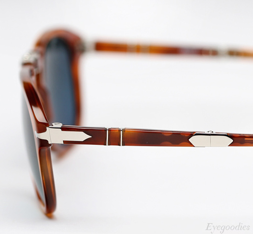 84afcfb5b4 Persol 714 SM sunglasses - Honey Tortoise w  Blue gradient Polarized
