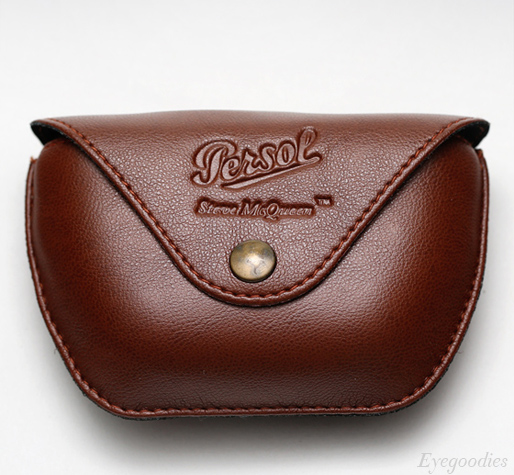 Persol 714 SM sunglasses - leather case