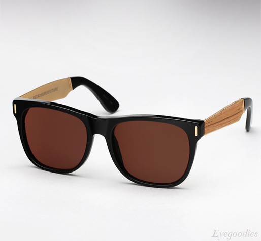 Super Basic Francis G Wood Sunglasses