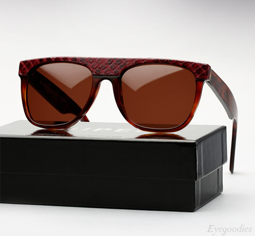Super Flat Top Cobra Havana sunglasses