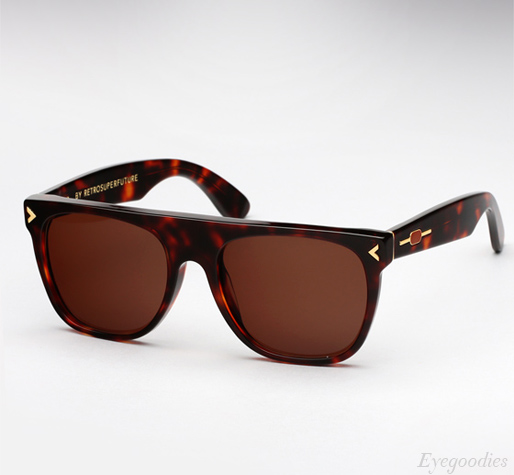 Super Flat Top Deco sunglasses