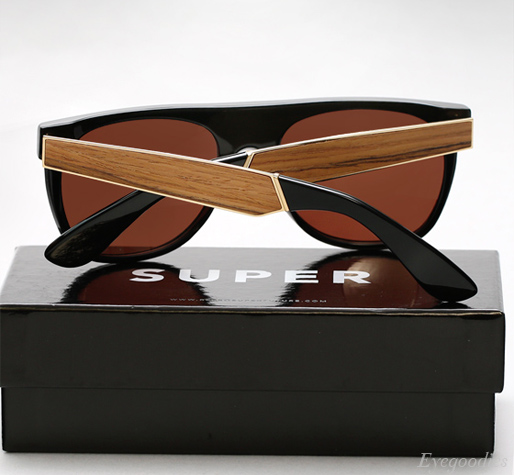 Super Flat Top Francis G Wood Sunglasses