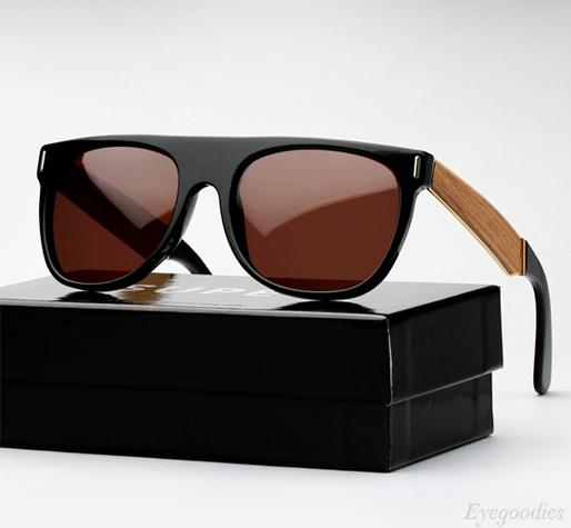 Super Flat Top Francis G Wood Sunglasses