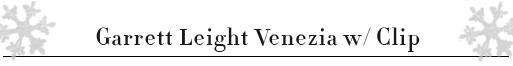 Garrett Leight Venezia w/ Clip