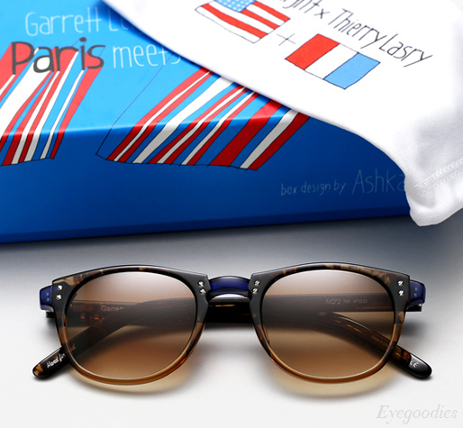 Garrett Leight x Thierry Lasry, No 2