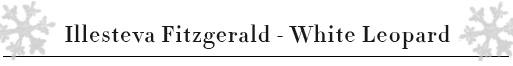 Illesteva Fitzgerald - White Leopard sunglasses