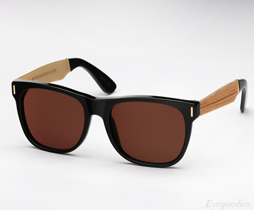 Super Francis G Wood sunglasses