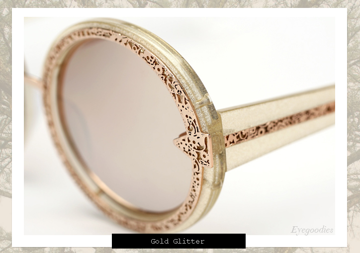 Gold Sunglasses 2014 Filigree Sunglasses Gold