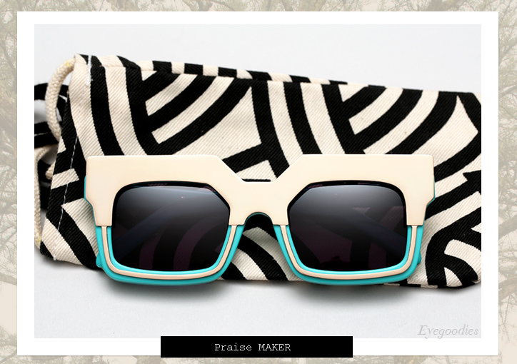 Karen Walker Praise Maker sunglasses