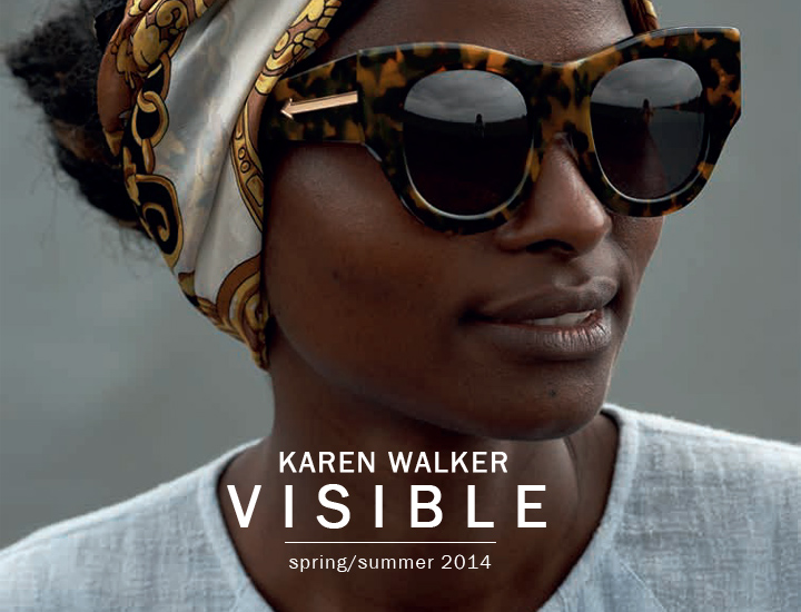Karen Walker sunglasses - SS 2014