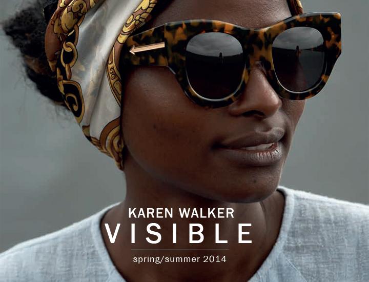 3e1929a28e99 Karen Walker sunglasses - SS 2014