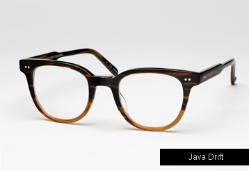 Garrett Leight Angelus eyeglasses - Java Drift