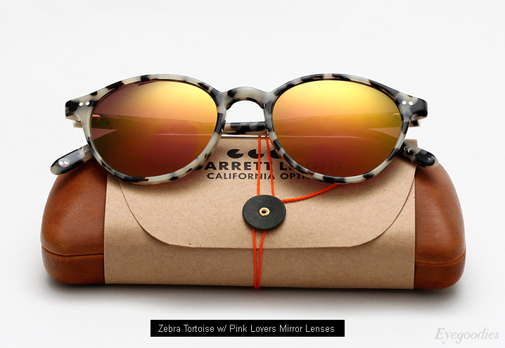 Garrett Leight Pacific sunglasses