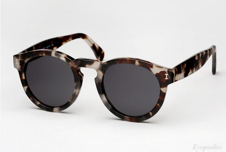 Illesteva Leonard sunglasses - White Tortoise