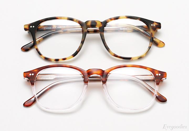 Illesteva Whitman eyeglasses