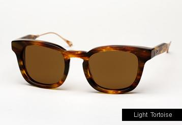 Oliver Peoples West Cabrillo sunglasses - Light Tortoise