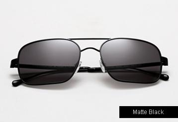 Oliver Peoples West De Oro sunglasses - Matte Black