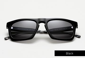 Oliver Peoples West San Luis sunglasses - Black