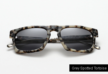 Oliver Peoples West San Luis sunglasses - Grey Spotted Tortoise