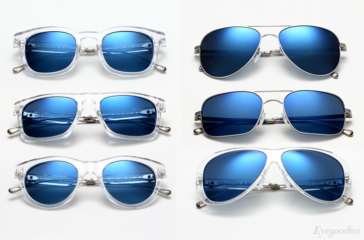Oliver Peoples West sunglasses