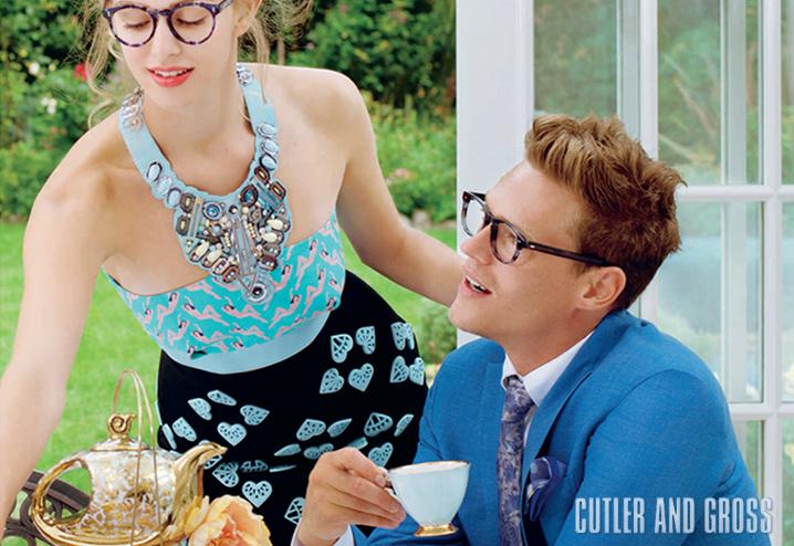 Cutler and Gross 1046 eyeglasses