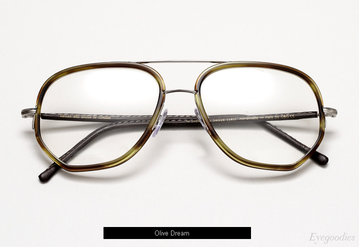 Cutler and Gross 1084  - Olive Dream