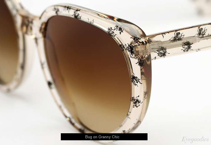 Cutler and Gross 1112 sunglasses - Bug On Granny Chic