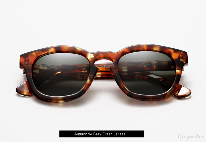 Cutler and Gross 1119 sunglasses - Autumn