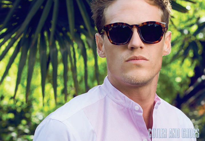 Cutler and Gross 1119 sunglasses