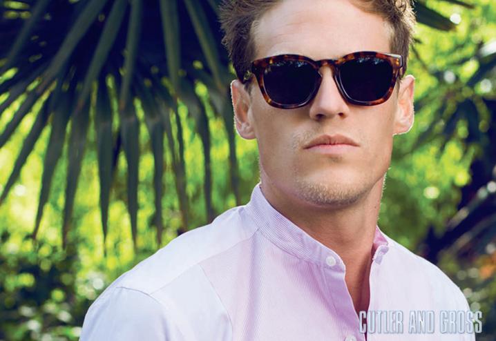 Cutler and Gross 1119 sunglasses