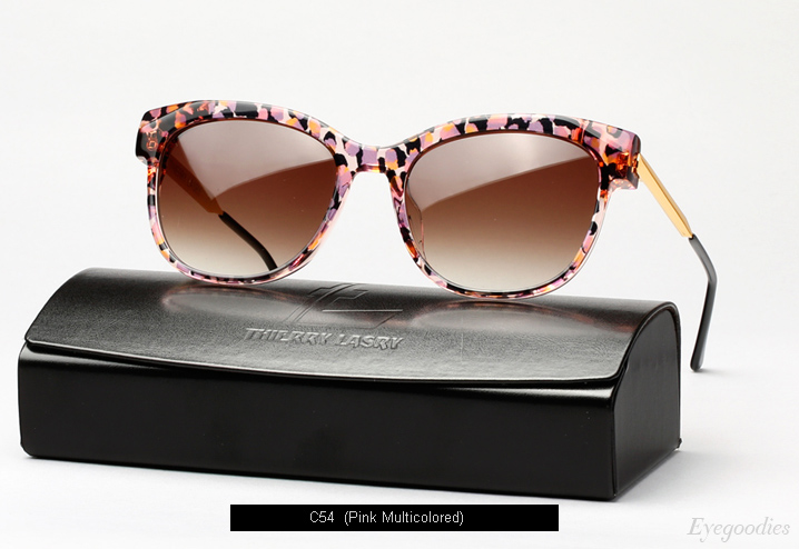 Thierry Lasry Lippy sunglasses - C54