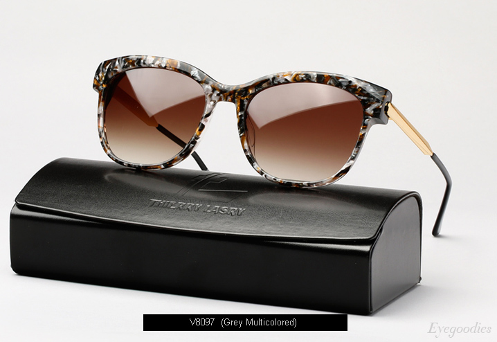257a191da2 Thierry Lasry Lippy sunglasses - V8097