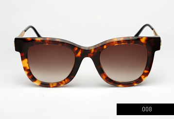 Thierry Lasry Nudity sunglasses - Tortoise