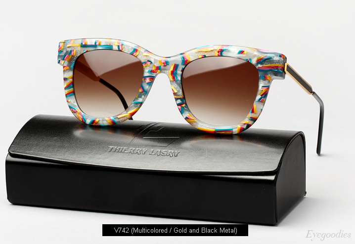Thierry Lasry Nudity sunglasses - V742