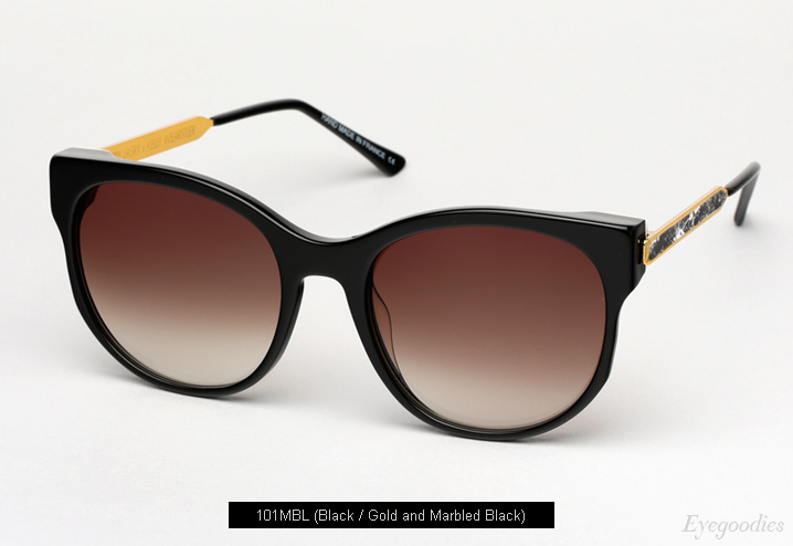 Thierry Lasry  X Kelly Wearstler sunglasses - Black