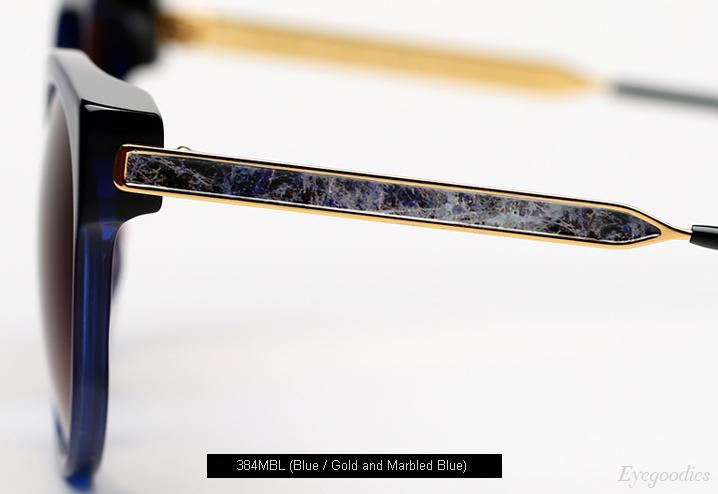 Thierry Lasry  X Kelly Wearstler sunglasses - Blue