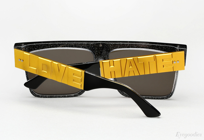 Vintage Frames Company Love/Hate sunglasses - Black