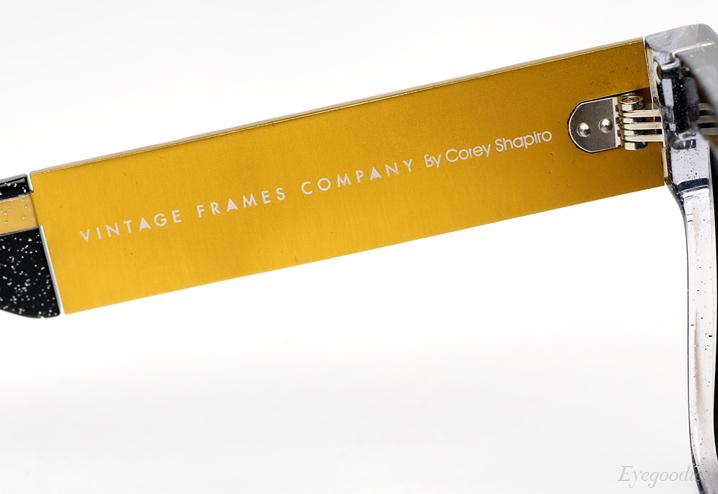 Vintage Frames Company Love/Hate sunglasses - Black