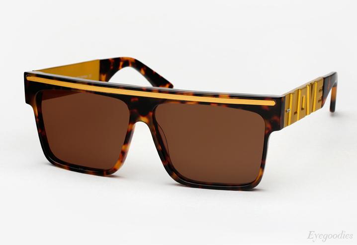 Vintage Frames Company Love/Hate sunglasses - Tortoise