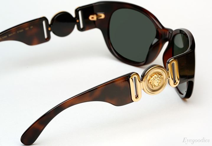 Versace 4265 Iconic Archive Edition Sunglasses - Havana