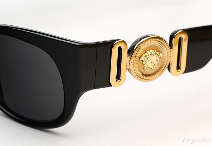 Versace 4265 Iconic Archive Edition Sunglasses - Black