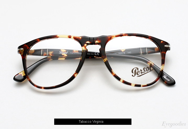 Persol 9649 Eyeglasses - Tabacco Virginia