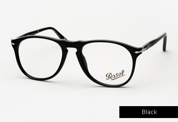 Persol 9649 Eyeglasses - Black
