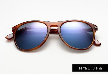 Persol 9649 Sunglasses - Terra Di Siena