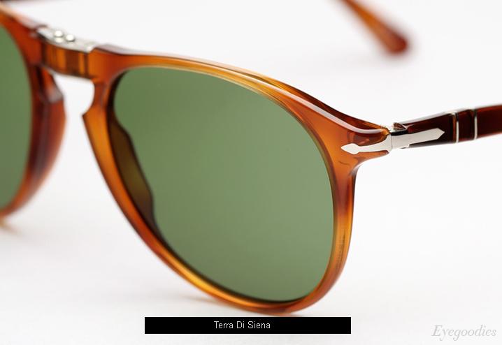 Persol 9714 sunglasses-Terra Di Siena