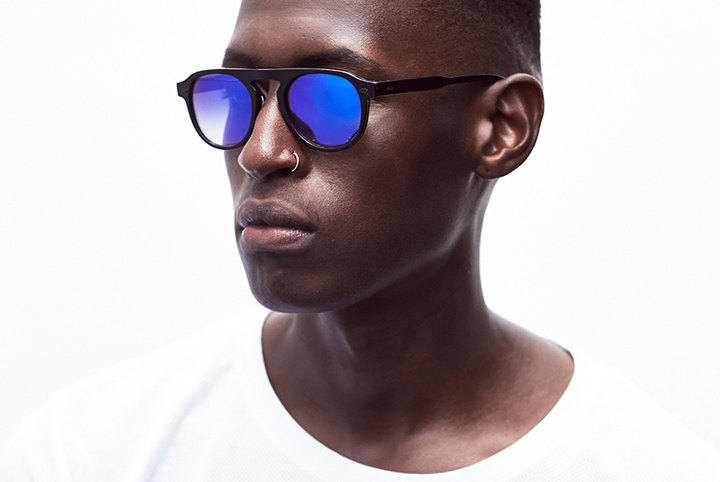 Garrett Leight Harding sunglasses - New Colors