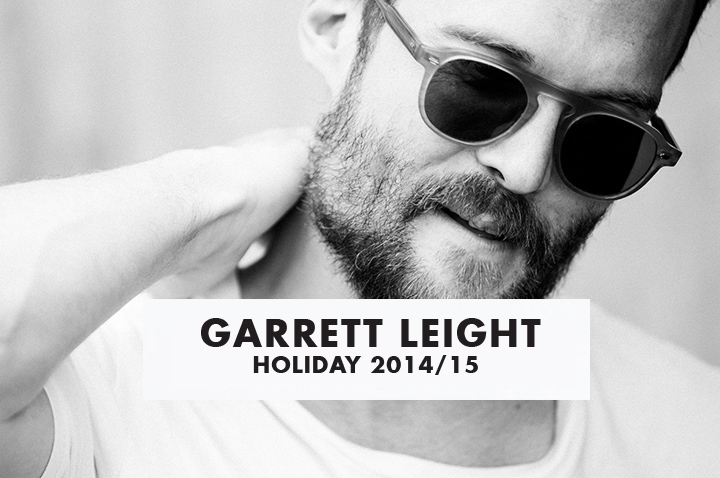 Garrett Leight Holiday 2014 2015