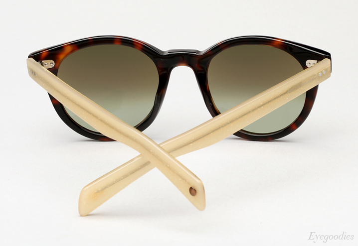 Garrett Leight X Amelie Pichard sunglasses